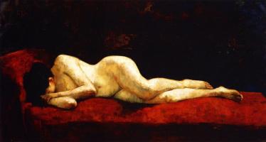Lesser Uri. Naked lies