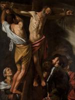 Микеланджело Меризи де Караваджо. Распятие Святого Андрея