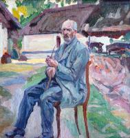 Алексей (Олекса) Новаковский. Портрет Тузяка из Рясного-Русского