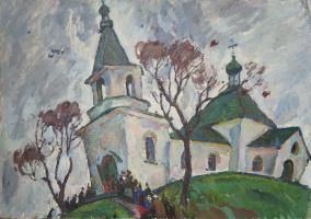 Константин Владимирович Филатов. Церковь.