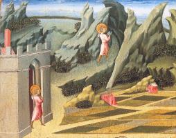 Джованни ди Паоло. Святой Иоанн