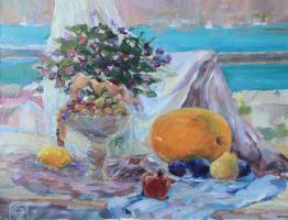 Олеся Николаевна Смирнова. Crimean still life