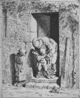 Жан-Франсуа Милле. Материнская предусмотрительность