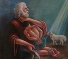Наджаф Мамедали оглы Мамедов. ПОЖЕРТВОВАНИЕ ИСМАИЛА
