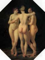 Жан Батист Реньо. Три Грации