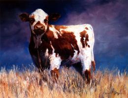 Бекки Джой. Корова
