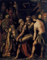 Джорджо Вазари. Погребение Христа