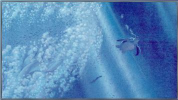 Аликс Берензи. Глубокий океан