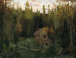 Аполлинарий Михайлович Васнецов. Скит