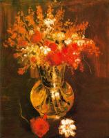 Луис Брихуега. Цветы  вазе