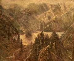 Dmitry Valeryevich Spiridonov. Mountain spirits