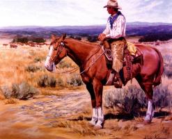 Лорна Диллон. Запад