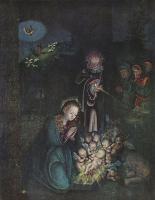 Лукас Кранах Старший. Рождество