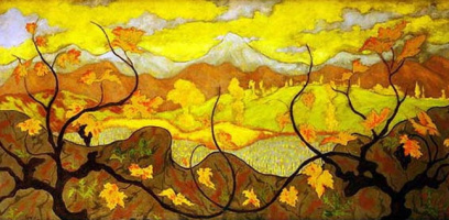 Paul Ranson. The vineyards