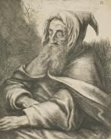 Ян Ливенс. Святой Антоний