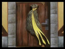 Джим Холлоуэй. Дверь
