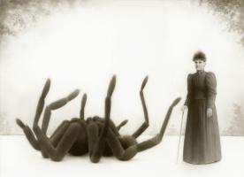 Луи Тревис. Мисс Эмили Фоулер и ее гигантский паук