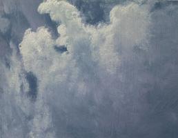 Albert Birštadt. Clouds