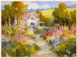 Стив Сонгер. Дорога в сад
