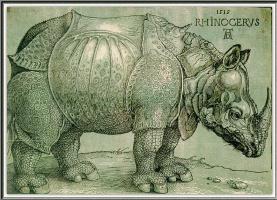 Вм Джансен. Носорог