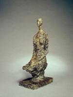 Альберто Джакометти. Сидящая женщина