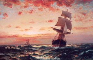 Еморан. Корабль