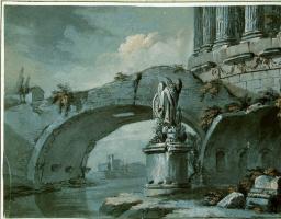Шарль-Луи Клериссо. Фантазия на тему античности