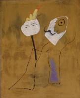 Хоан (Жоан) Миро. Мужчина и женщина