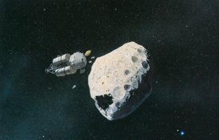 Уильям Хартманн. Астероид