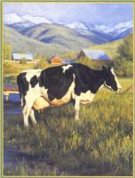 Роберт Данкан. Корова
