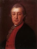 Федор Степанович Рокотов. Портрет В. П. Лачинова