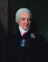 Владимир Лукич Боровиковский. Портрет Кошелева.