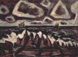 Марсден Хартли. Морской пейзаж