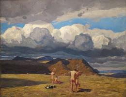 Рокуэлл Кент. Мужчины и горы