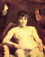 Henri de Toulouse-Lautrec. Big Marie