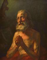Жан-Франсуа Милле. Молитва Иова