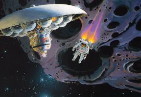 Роберт Маккалл. Изучение астероидов