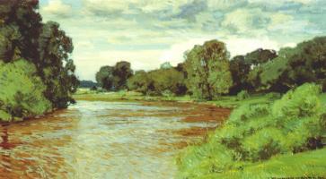 Уильям Вендт. Река Санта-Ана