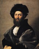 Рафаэль Санти. Портрет графа Бальдассаре Кастильоне