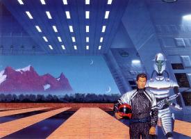 Брайан Во. Робот