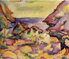 Georges Braque. La Ciotat