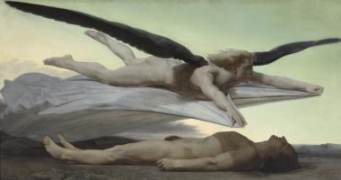 Вильям Адольф Бугро. Равенство перед смертью