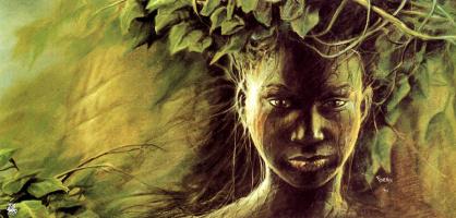 Севрин Пино. Дух леса