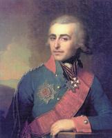 Владимир Лукич Боровиковский. Портрет Н. А. Толстого