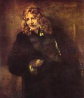 Рембрандт Ван Рейн. Портрет Николауса Брёйнинга
