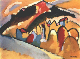 Picture With Archer By Wassily Kandinsky History Analysis Facts