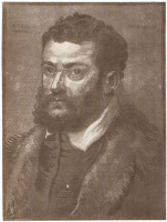 Peter Paul Rubens. Portrait Of Giovanni Cornaro