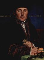 Ганс Гольбейн Младший. Портрет молодого человека
