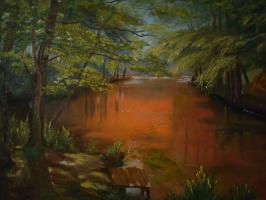 Ekaterina Evgenievna Ushakova. Mysterious forest