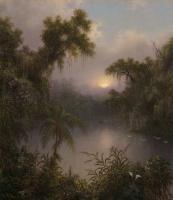 Мартин Джонсон Хед. Река в Южной Америке